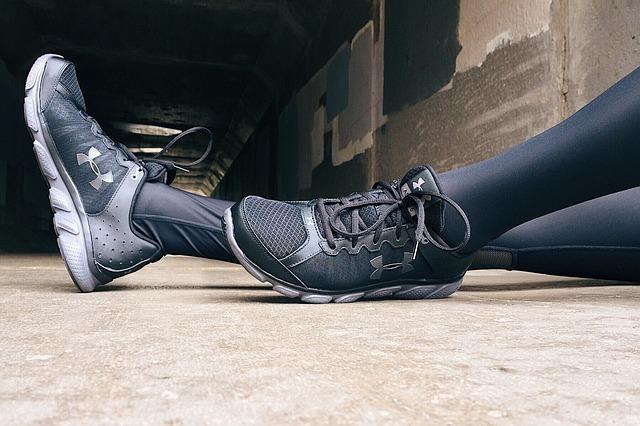 boty na cvičení