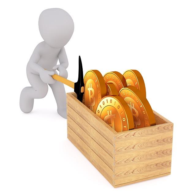 bitcoin a panáček