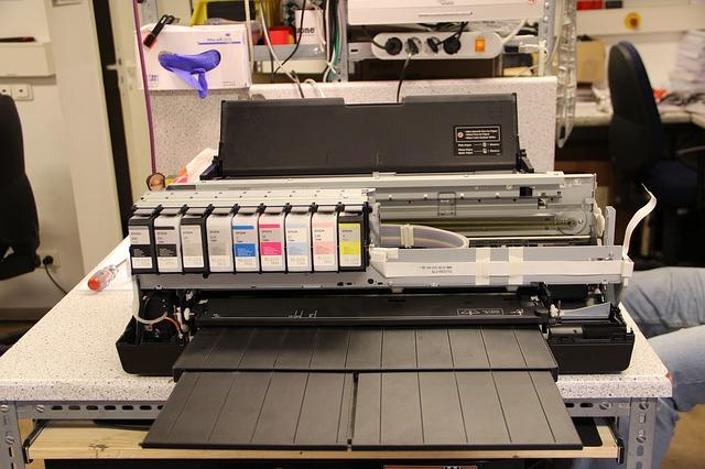 velká tiskárna